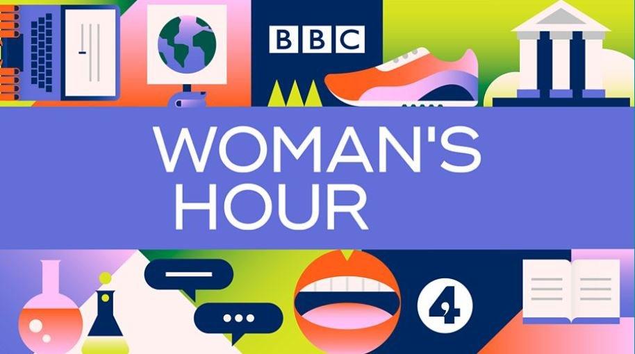 Woman's Hour BBC Radio 4 graphic.