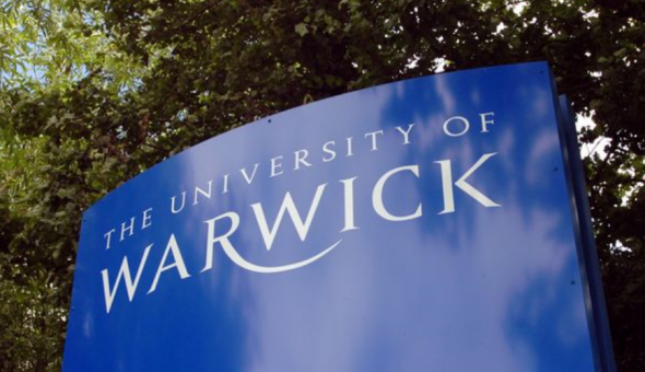 featured image of Warwick on Birmingham Live's report.