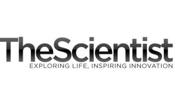 Logo of the Scientist magazine.