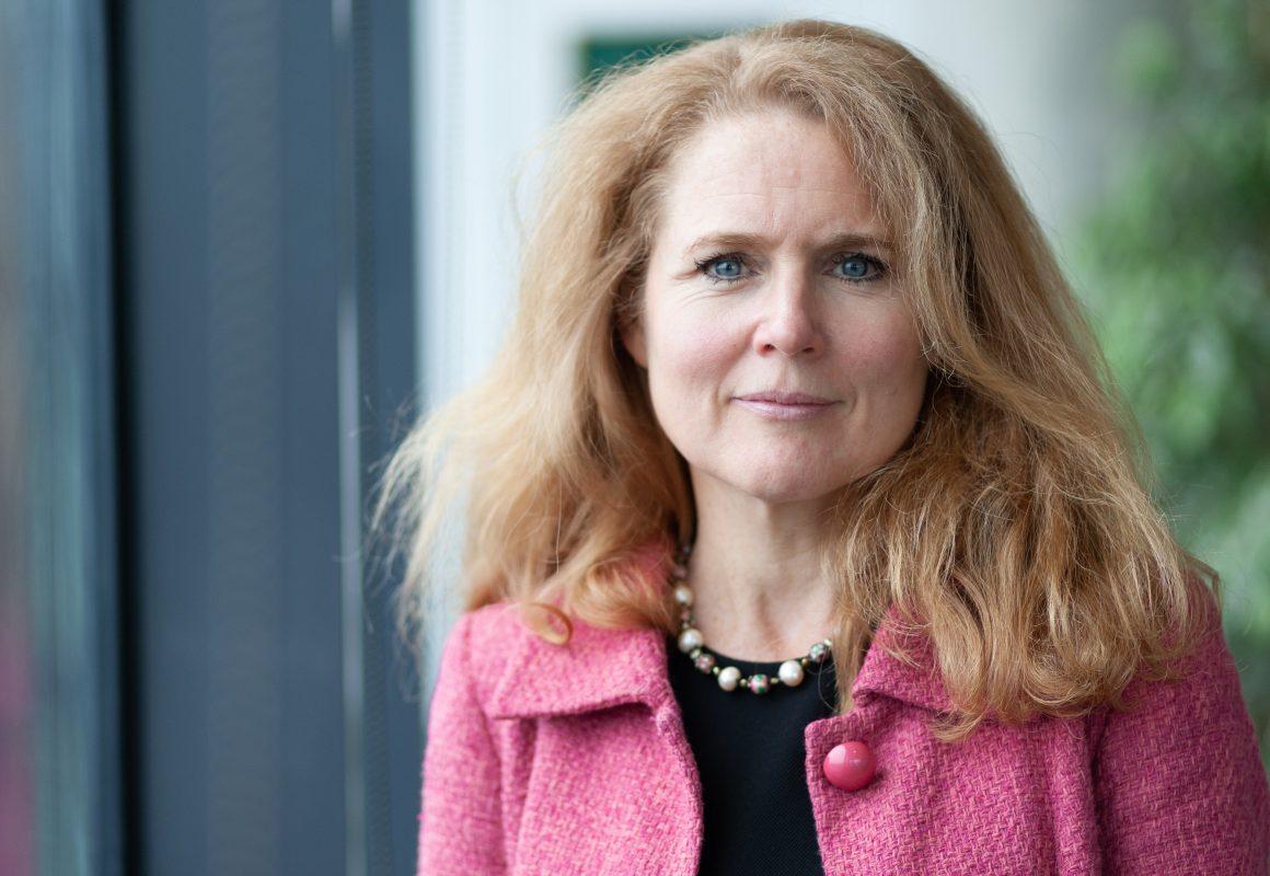 Photo of Georgina Calvert-Lee, Head of UK Practice and Senior Counsel of McAllister Olivarius.