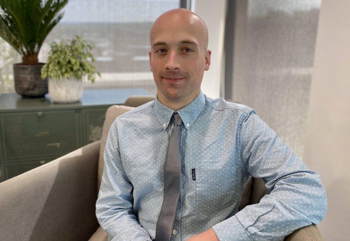 Photo of Jack Felton, Legal Analyst at McAllister Olivarius.