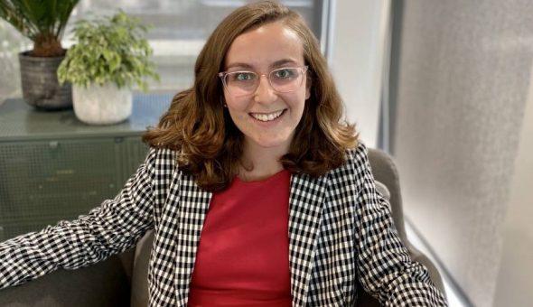Photo of Makayla Haussler, Legal Analyst at McAllister Olivarius.