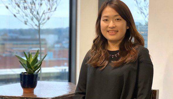Photo of Tina Lu.
