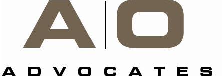 Image of AO Advocates logo.