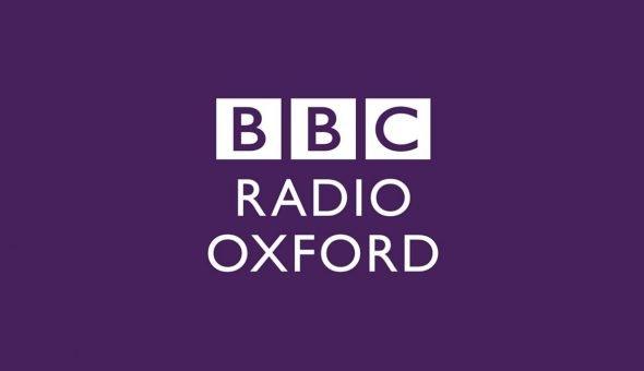 Image of BBC Radio Oxford's logo.