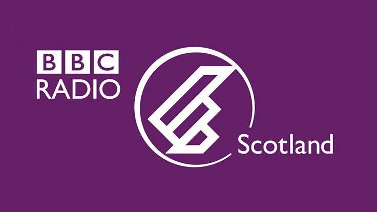 BBC Radio Scotland logo.